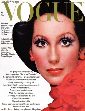 Cher for Vogue 1972